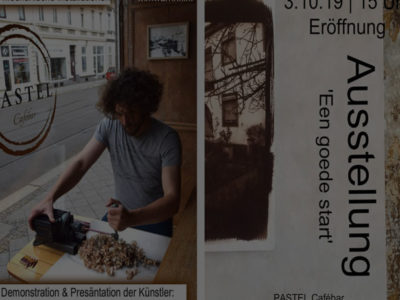 First exhibition Leipzig